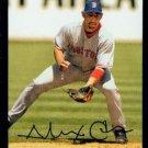 2007 Topps #565 Alex Cora Boston Red Sox