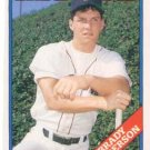 1988 Topps Traded #5T Brady Anderson Boston Red Sox RC