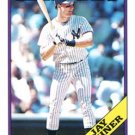 1988 Topps Traded #21T Jay Buhner New York Yankees RC