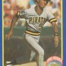 1990 Score #592 Moises Alou Pittsburgh Pirates RC