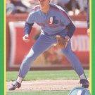 1990 Score #192 Tim Wallach Montreal Expos