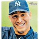 2013 Topps Heritage #391 Andy Pettitte New York Yankees