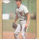 1987 Topps #420 Will Clark San Francisco Giants RC