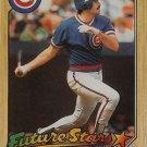 1987 Topps #634 Rafael Palmeiro Chicago Cubs RC