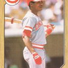 1987 Topps #648 Barry Larkin Cincinnati Reds RC