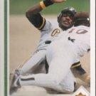 1991 Upper Deck #154 Barry Bonds Pittsburgh Pirates