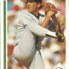 1991 Upper Deck #448 Dave Righetti New York Yankees