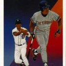 1990 Upper Deck #41 Lou Whitaker Detroit Tigers Team Checklist