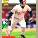2000 Topps #184 Brian Daubach Boston Red Sox RC
