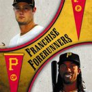2013 Topps #FF-4 Gerrit Cole Andrew McCutchen Pittsburgh Pirates Franchise Forerunners