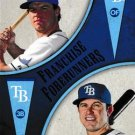 2013 Topps #FF-5 Wil Myers Evan Longoria Tampa Bay Rays Franchise Forerunners