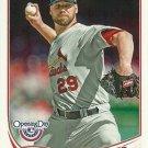 2013 Topps Opening Day #190 Chris Carpenter St. Louis Cardinals