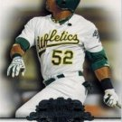 2013 Topps #MM-1 Yoenis Cespedes Oakland A's Making Their Mark