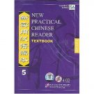 New Practical Chinese Reader: Vol. 5 Textbook Audio CD--Learn Mandarin