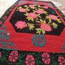Antique rug Hand made Nomads algeria 19th