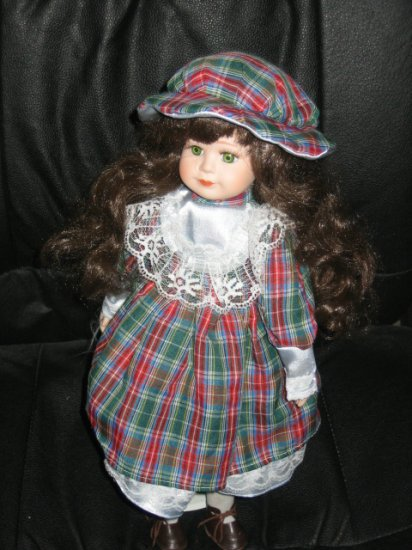 Princess collection-- Porcelain doll