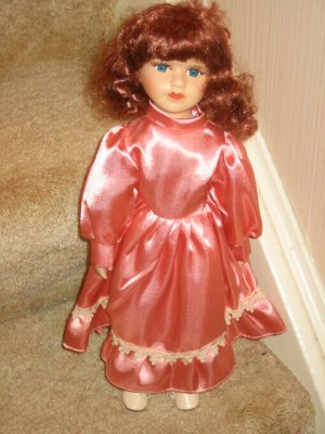 Princess collection-- Porcelain doll