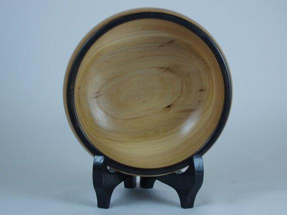 Exotic Wood Bowl