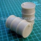 1/35 Customfactory  200 liter fuel drums GOST-6247, with the punching edges