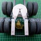 1/35 Customfactory   Tractor unit to create models KrAZ -258, 255 B1, -214