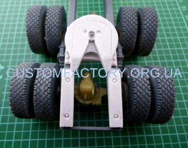 1/35 Customfactory   Tractor unit to create models KrAZ -258, 255 B1, -214