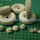 1/35 Customfactory  Wheels for GAZ-66