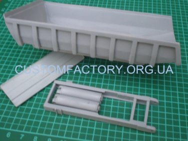 1/35 Customfactory KrAZ -256 B (tipper)