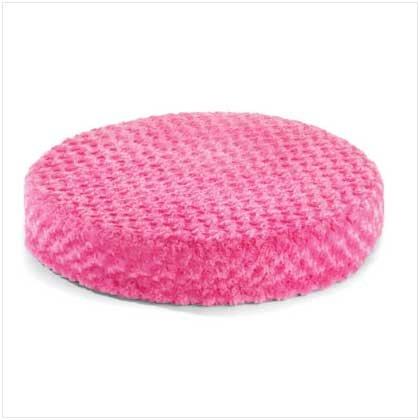 Pink Round Pet Bed - 37530