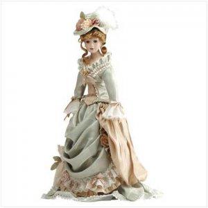 Celeste Porcelain Doll - 30675