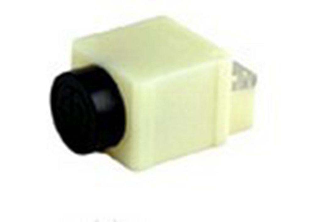 DC6-36V 3-Wire NPN JWK12-D5P Inductive Proximity Switch Sensor 25*25*1mm(Rail)