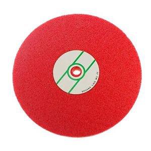 Fiber Polishing Buffing Wheel 180# Grit Nylon Abrasive 150mm Dia 5P Hardness