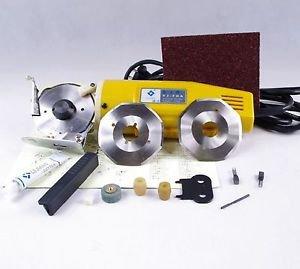 220V 70mm Cloth Cutter Fabric Cutting Machine Shear
