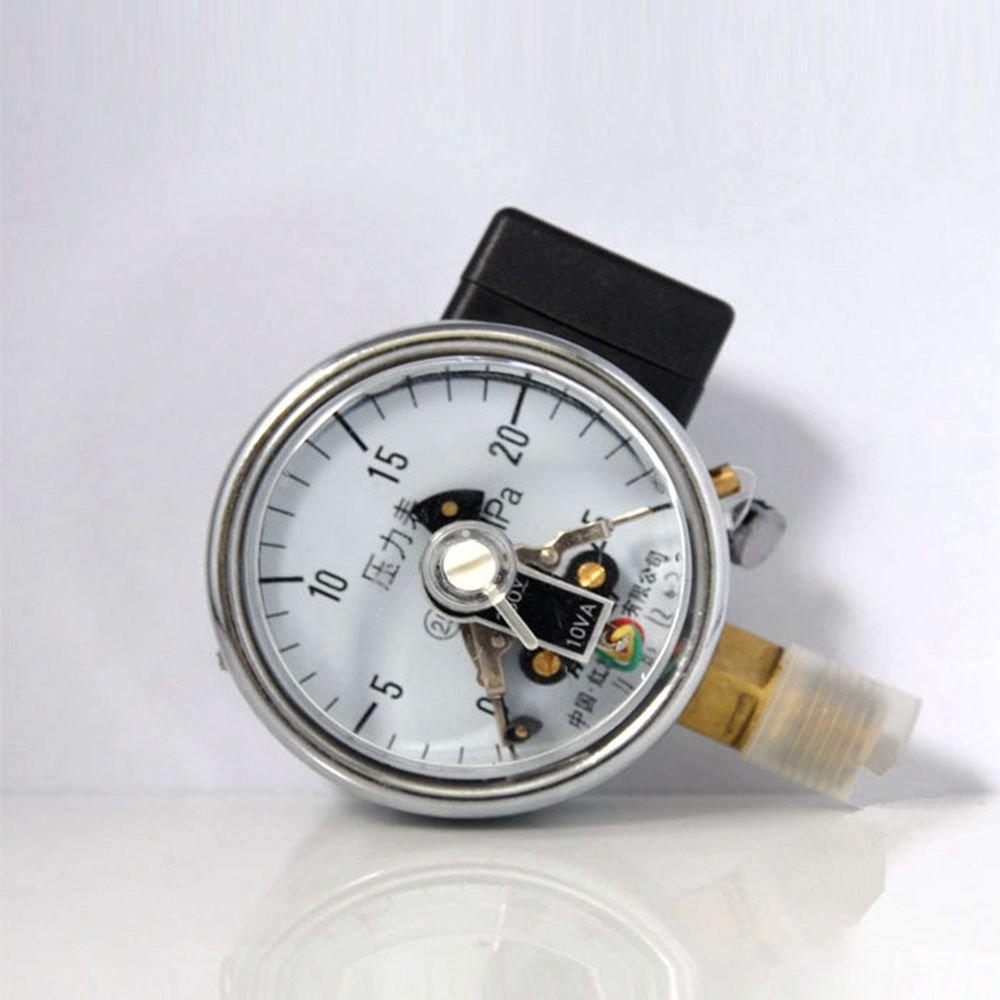 Electric Contact Pressure Gauge Universal Gauge M14*1.5 60mm Dia 0-25Mpa