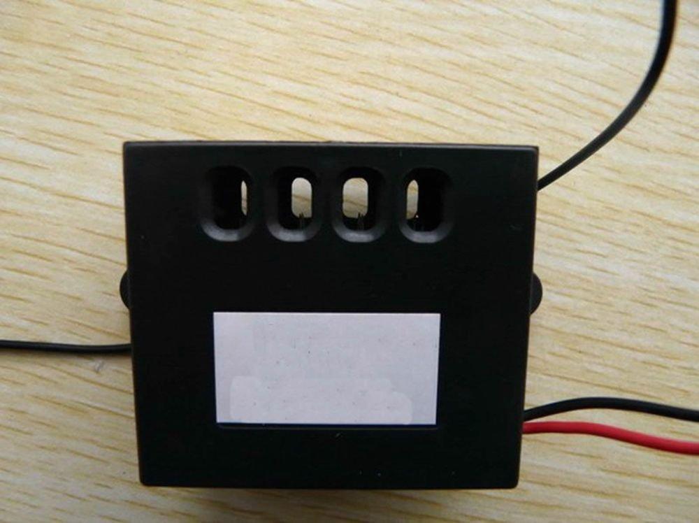 Black Positive and Negative Ion Generator to Taste Fresh Fridge 220V