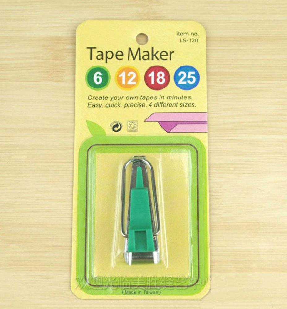 6mm (1/4�) Hand Bias Tape Maker Binder Folder Finish Width Sewing Machine Parts
