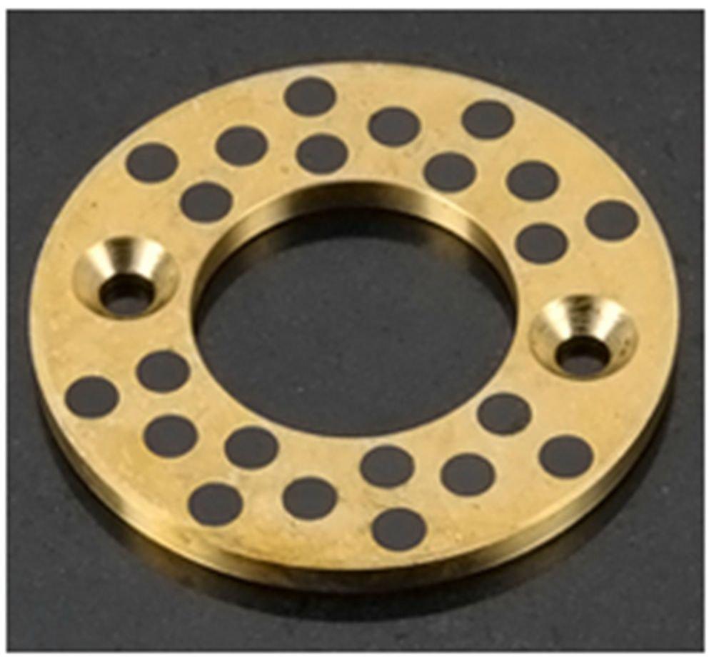 Self-lubricating copper graphite thrust washers ID20.2mm OD50mm HIT5mm  JTW20