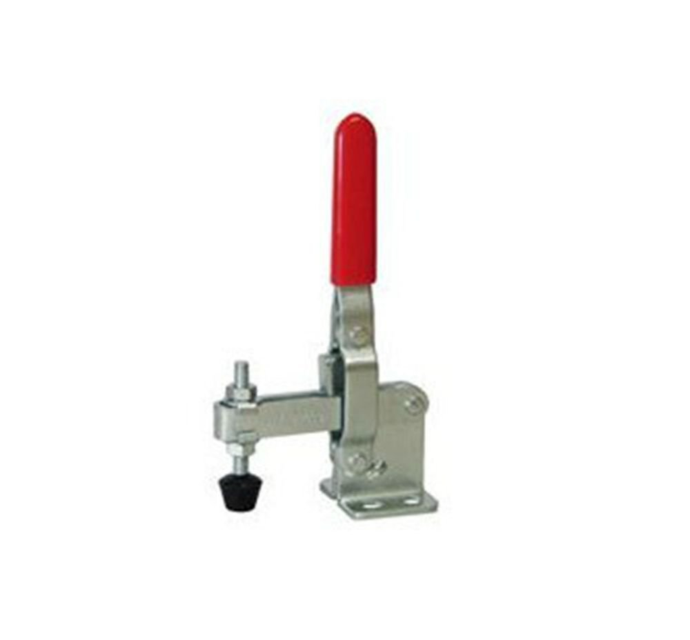 Vertical Toggle Clamp 12002B Holding Capacity 150Kg Flange Base