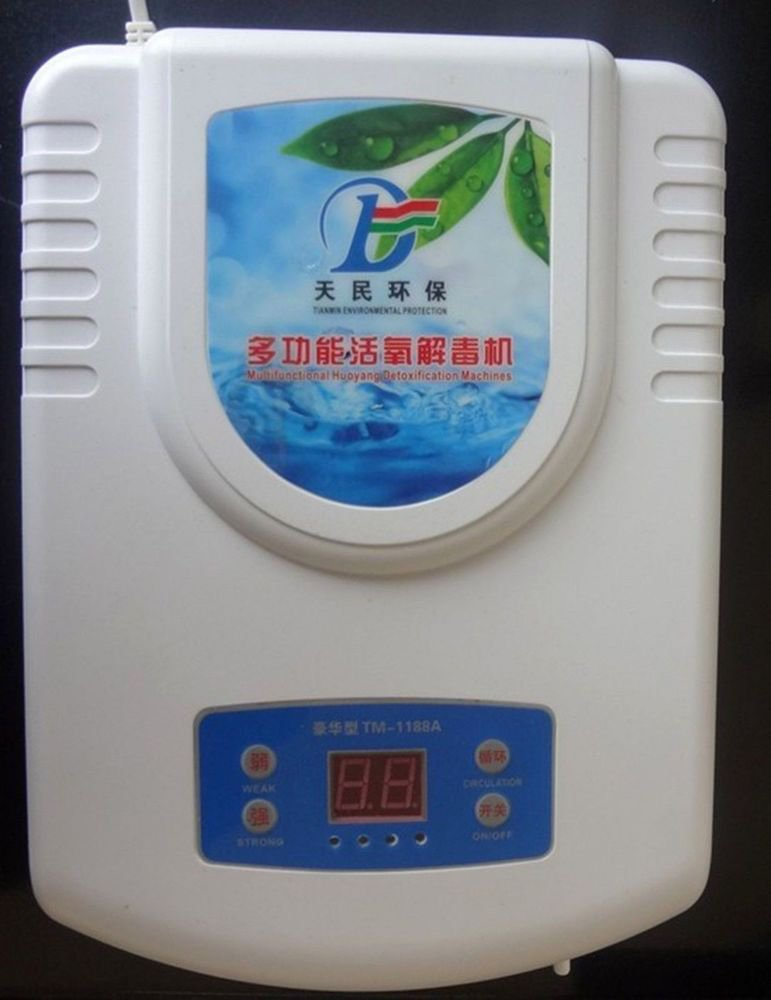 Oxygen Fruits And Vegetables Detoxification of Ozone Disinfection