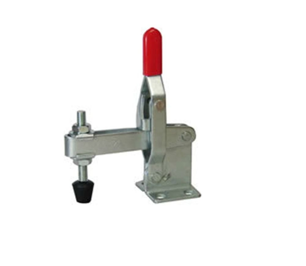 Vertical Toggle Clamp 11421 Holding Capacity 200Kg Flange Base