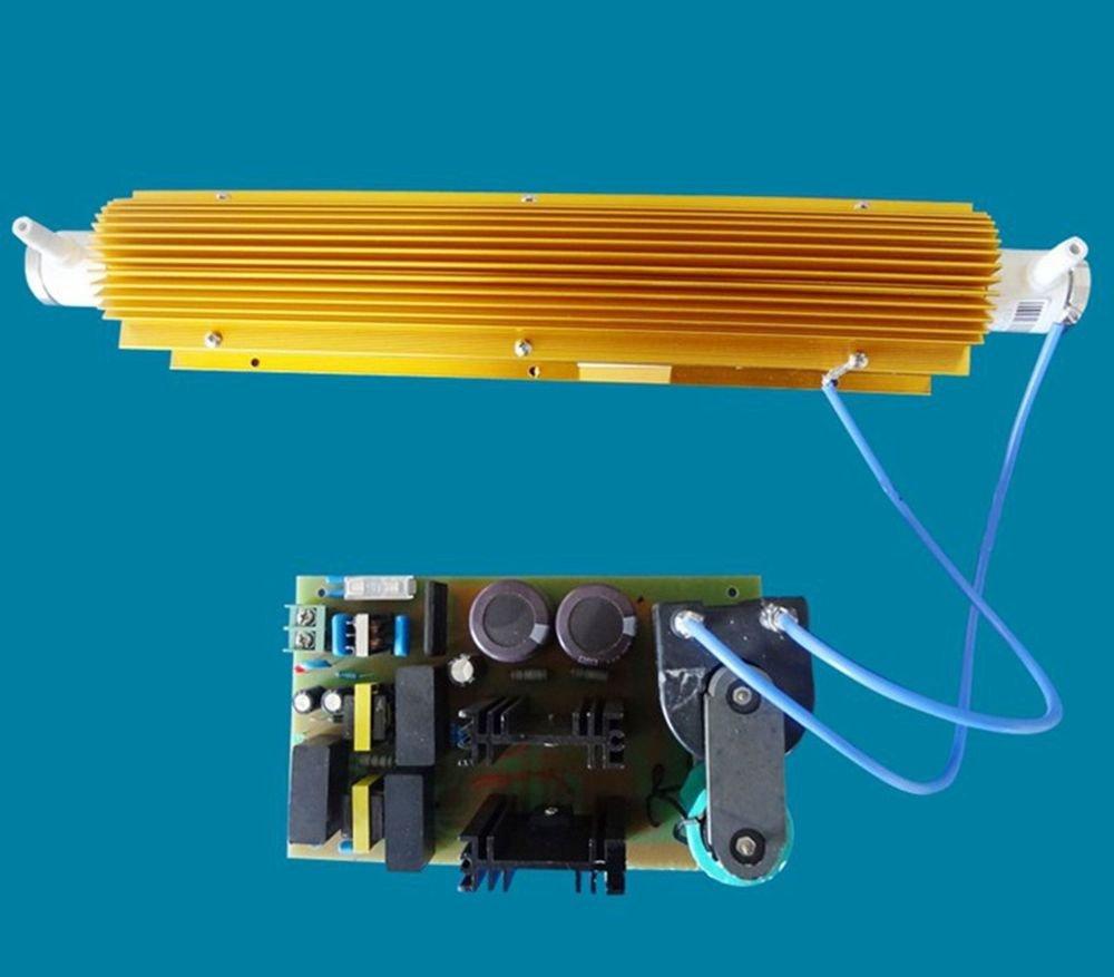 110V 20G/H Water-Cooled Sterilization Purify Quartz Tube Ozone Generator