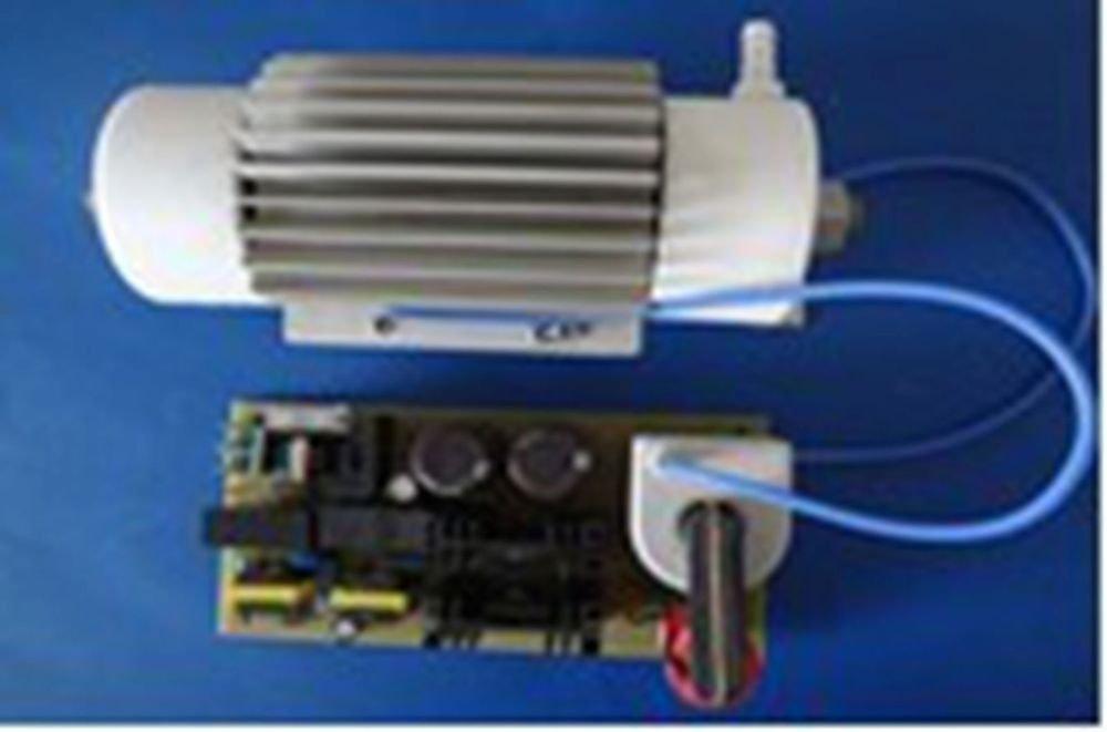 110V 10G/H Water-Cooled Sterilization Purify Ceramic Tube Ozone Generator