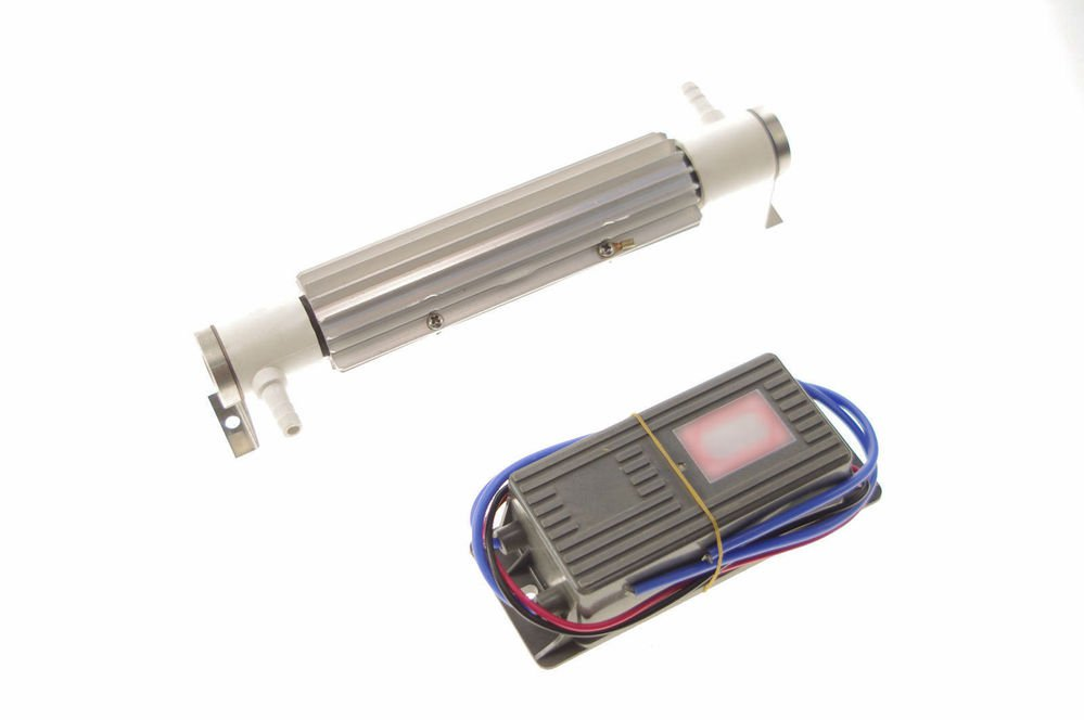 220V 5G/H Water Disinfection Treatment Suite Ozone Generator Quartz Tube