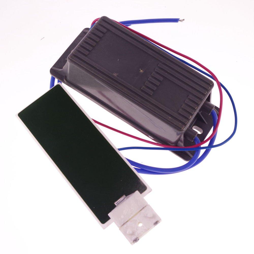 220V 5000mg/h Ceramic Plate & Circuit Board Ozone Generator Air Purifier Kit