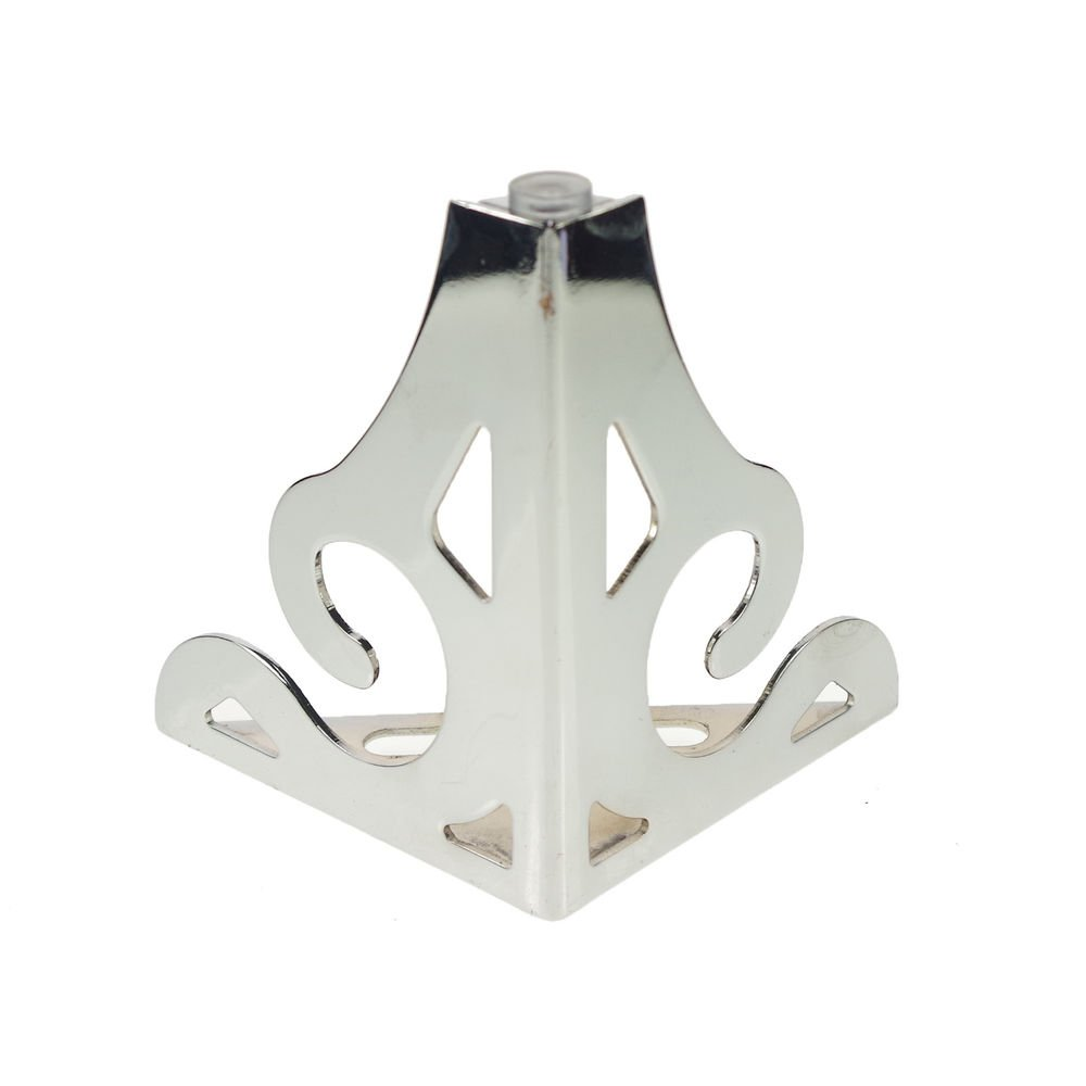 143mm Set Metal Furniture Cabinet Legs Bed Tea Table Chair  Sofa Leg Feet 4pcs