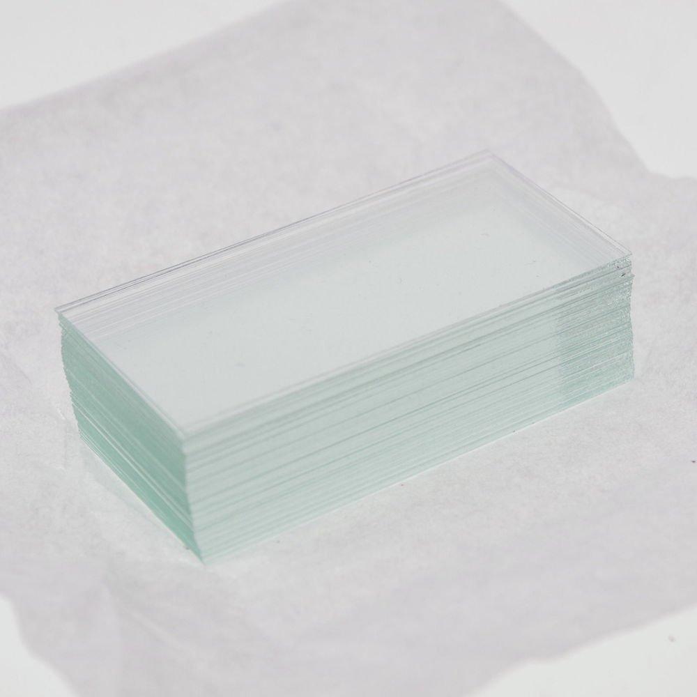 400pcs microscope cover glass slips 24mmx50mm