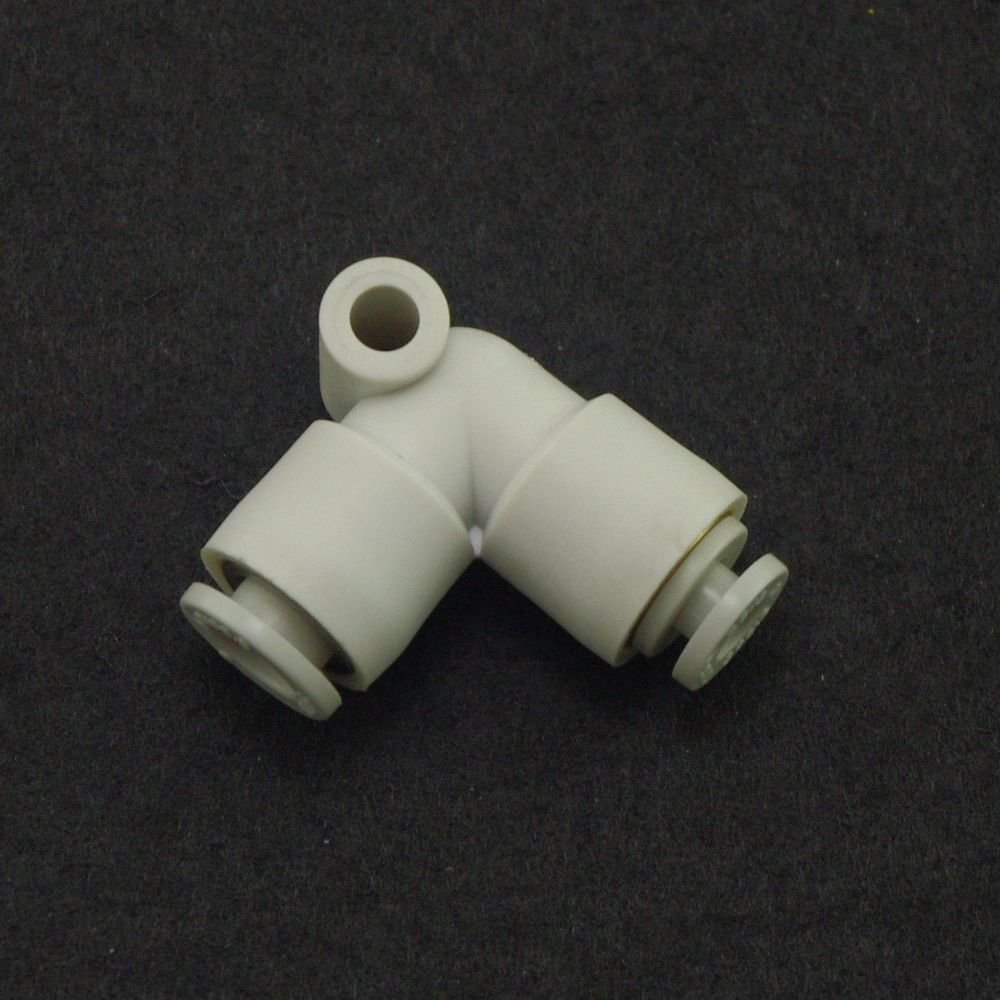 (5) One Touch Push In Connectors Elbow Reducing Union Replace SMC KQ2L08-12
