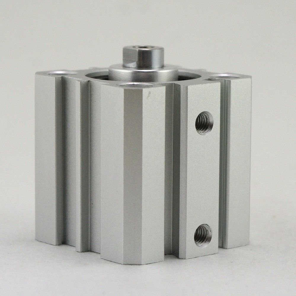 AIRTAC Type SDAS25-25 Compact Cylinder Double Acting 25-25mm