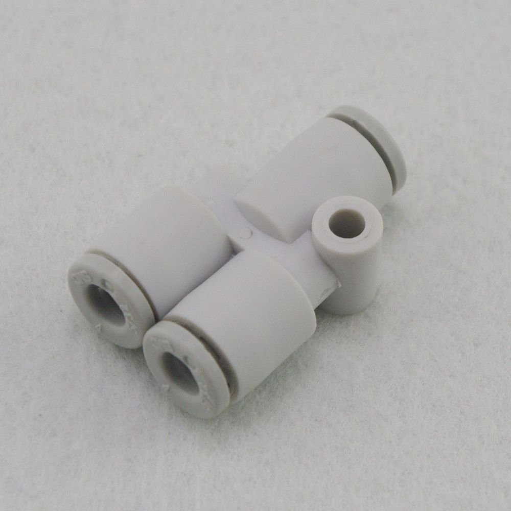 �5� Tube Fittings Push In Connector Union Y Tube 16mm Replace SMC KQ2U16-00