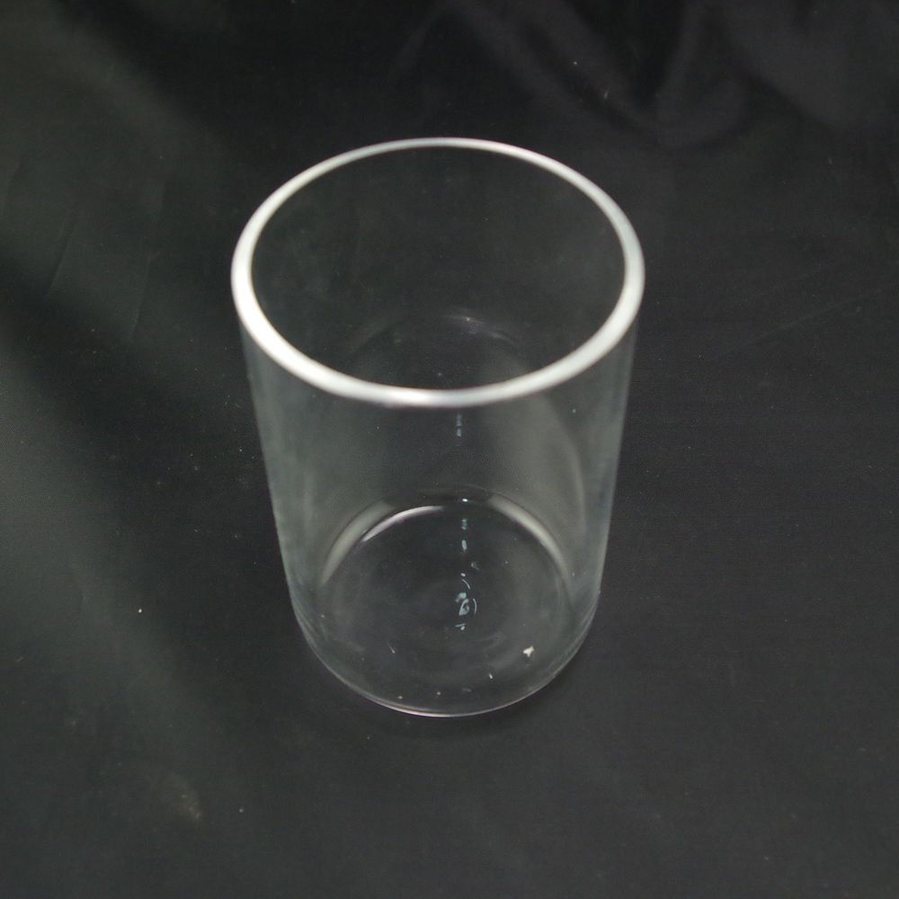 LOT12 Quartz crucible 30ml SiO2 silica crucible