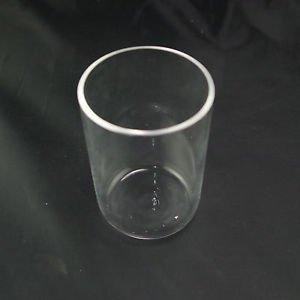 LOT24 Quartz crucible 10ml SiO2 silica crucible